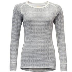 Devold Alnes Camiseta Mujer, grey